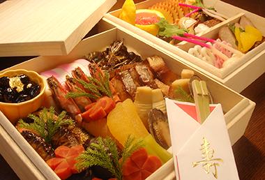 食品・ギフト・重箱 木箱