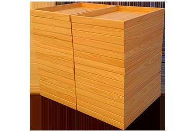 オーダーメイド 木箱
