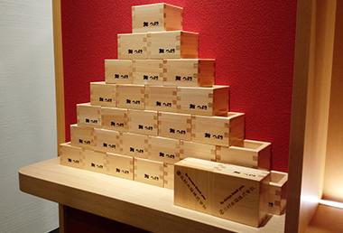 木製ノベルティ・記念品 木箱